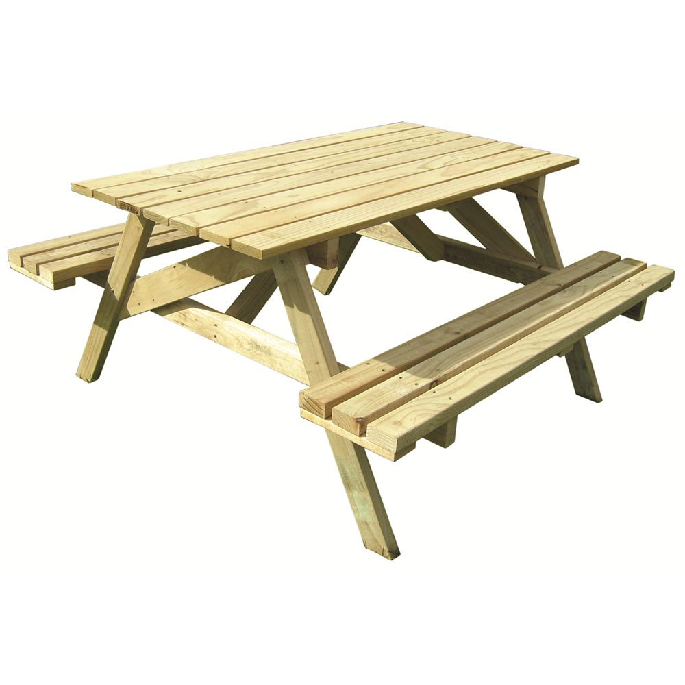 Kitset bbq tables
